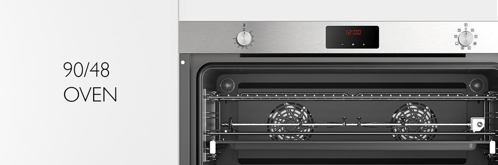 90×48 Oven